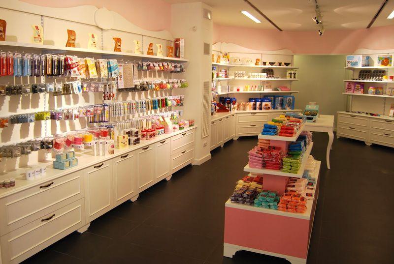 Tienda crema y chocolate de calle lagasca de zaragoza que - Libros de decoracion de interiores ...