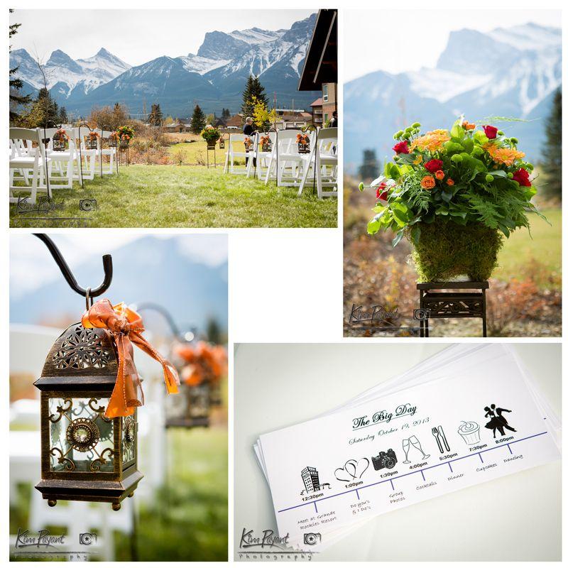 Outdoor Wedding Ceremony Calgary