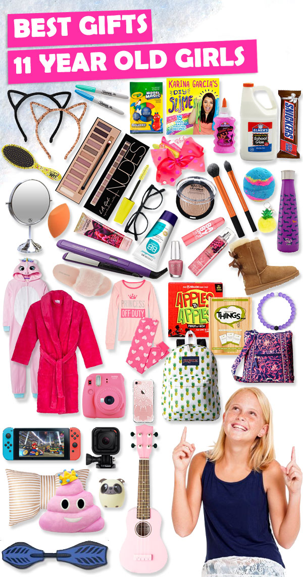 Gifts For 11 Year Old Girls 2020 Best Gift Ideas Best Gifts For Girls Birthday Presents For Girls Birthday Gifts For Boys
