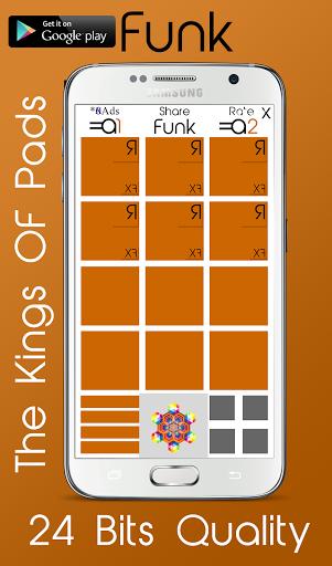 Funk Pads<p>Amazing Beat Pads.  http://Mobogenie.com