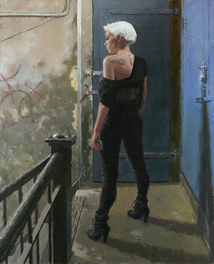 Vincent Giarrano 1960 | American Figurative painter | Tutt'Art@ | Pittura * Scultura * Poesia * Musica |