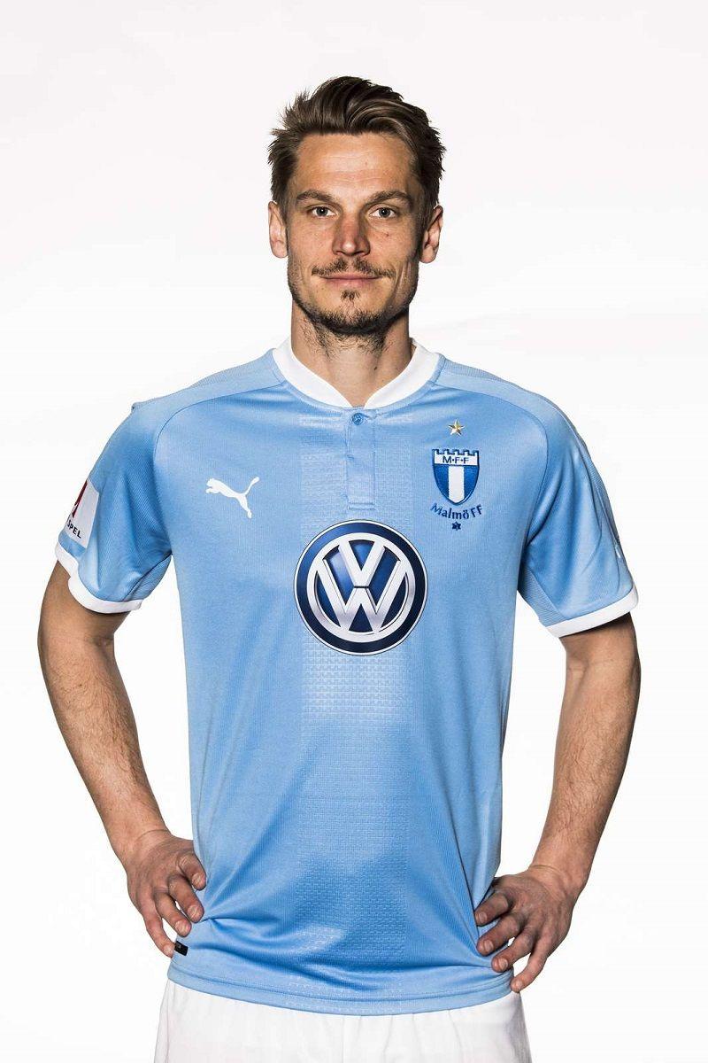 Camisas do Malmö FF 2017 Puma Fotboll 8ced33b59a469