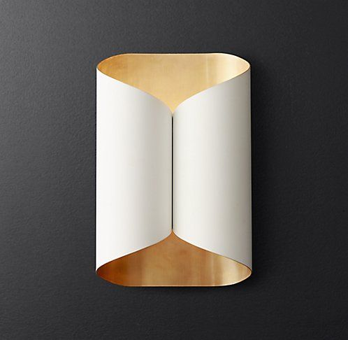 All Wall Lighting Rh Modern Wall Decor Lights Modern Sconces