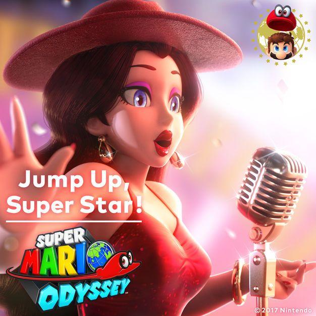 Full Version Of Super Mario Odyssey S Jump Up Super Star Up On Japanese Itunes Nintendo Everything Super Mario Odyssey Super Mario Bros Super Mario