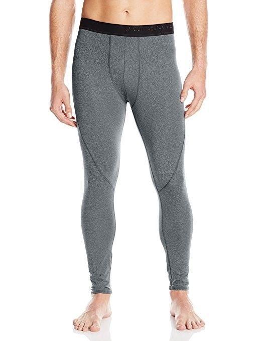 058b2db9799c2 CLIMATESMART Men's FlexFit Baselyer Legging Pants Lightweight Size XXL Grey  #ClimateSmart #Leggings