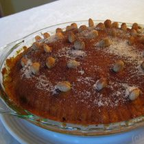Spanish Pumpkin Dessert Recipe - (Arnadi de Calabaza) It's an easy Fall Dessert.