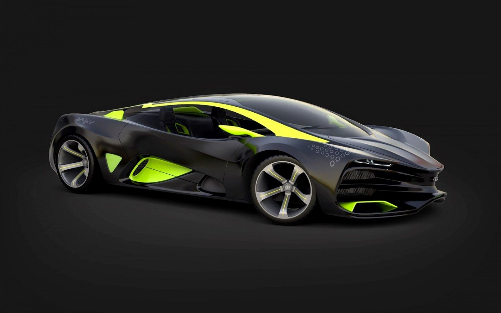 Lada Raven Full Hd Wallpaper Super Car Car Super Cars