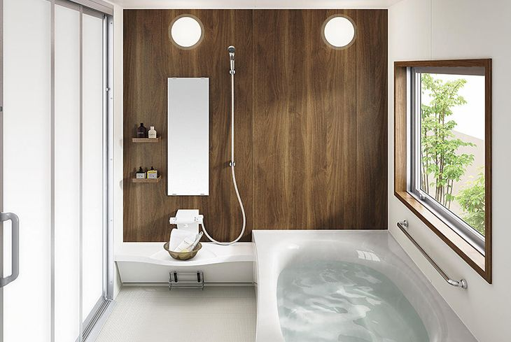 Bgf2104 1621サイズ 1 25坪 セットプラン プラン Oflora オフローラ システムバスルーム 浴室関連商品 ユニットバス ホームウェア 浴室 窓