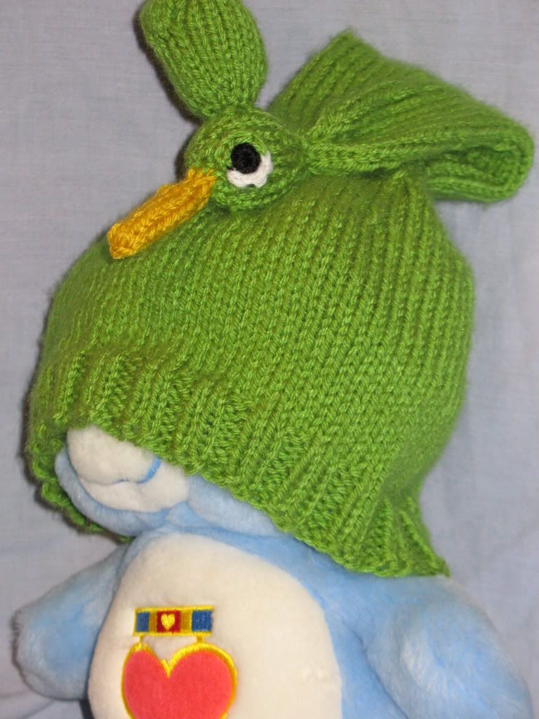 UPDATE: Pattern added! Ezlo winter hat from Legend of Zelda: Minish ...