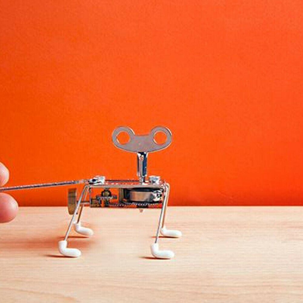 Robot à Monter Soi-Même Kikkerland NEUF