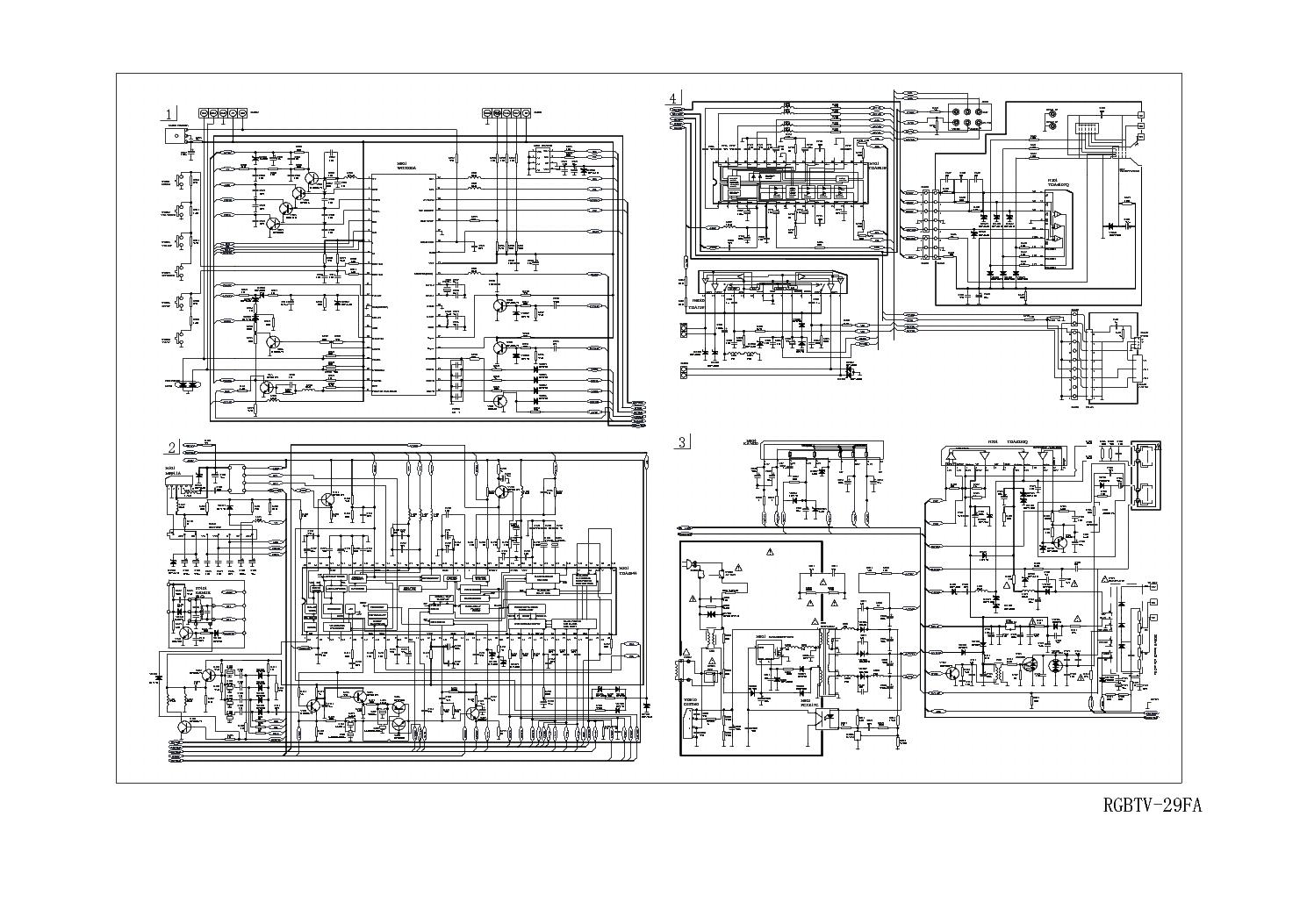 Haier Tv Circuit Board Diagrams Schematics Pdf Service Manuals Fault Codes Smart Tv Service Manuals Repair Cir Circuit Diagram Diagram Schematic Drawing