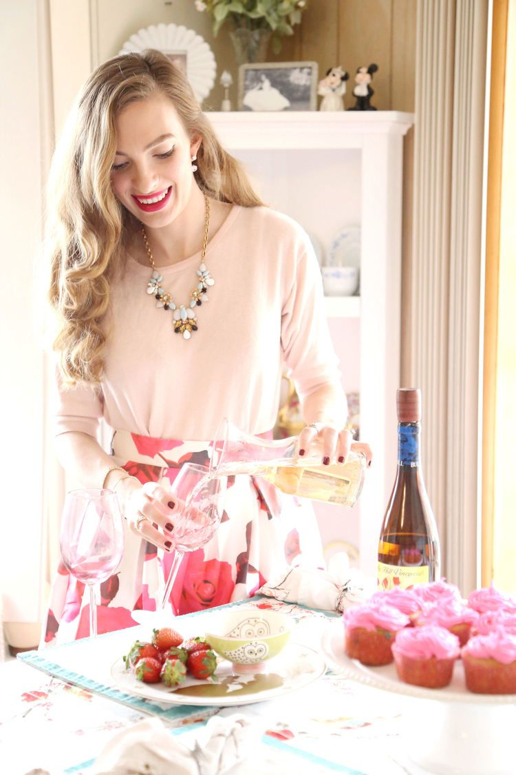 Cozy Valentine's Night In- Enchanting Elegance