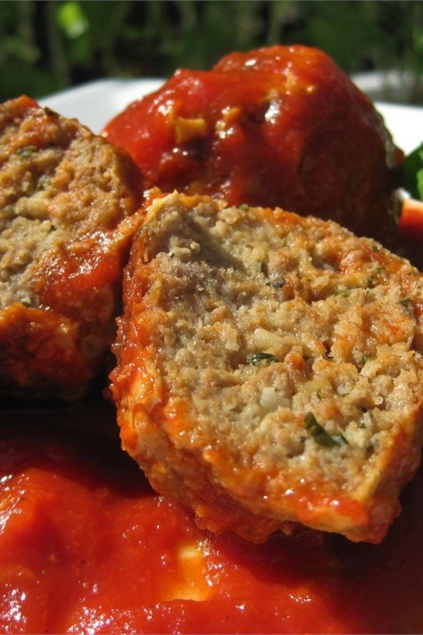 Photo of The Best Meatballs Recipe