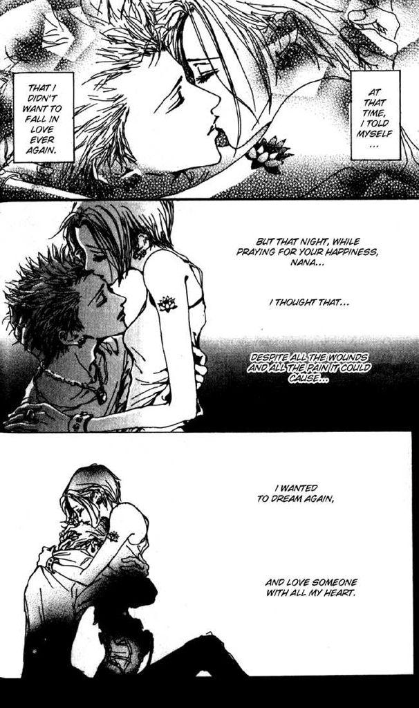 Nana quote Manga by Ai Yazawa Аниме, Пара