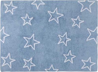 Alfombras azules alfombras chinas azules de seda cmxcm - Alfombra estrellas ikea ...