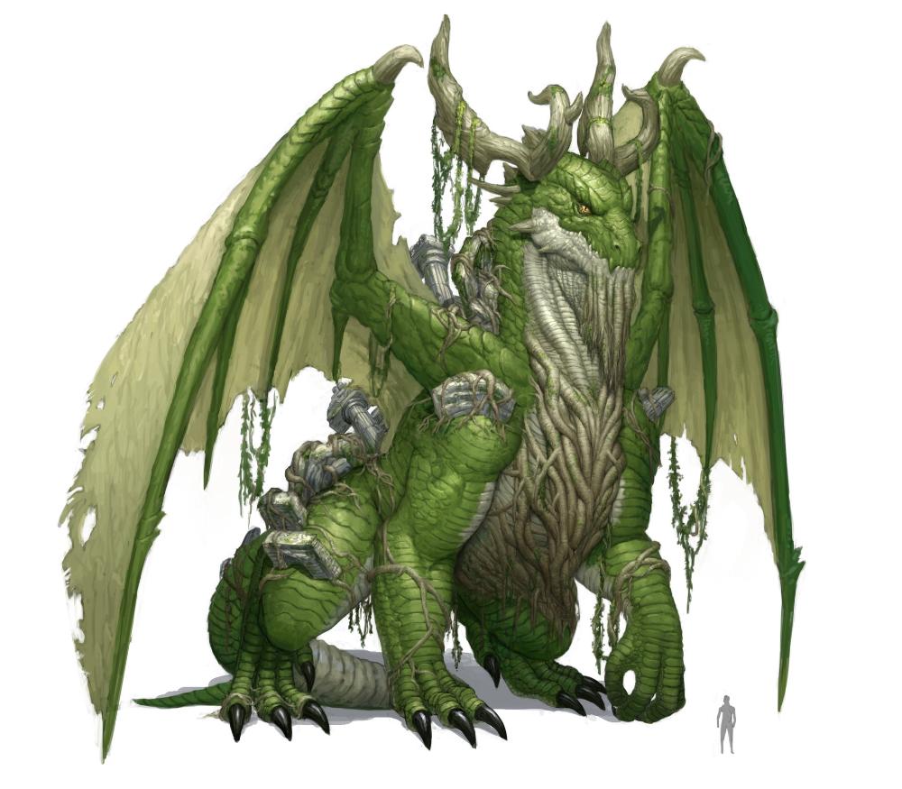 Artstation Ancient Green Dragon Jin Woo Bae Artbrut Ancient Dragon Green Dragon Dragon Miniatures