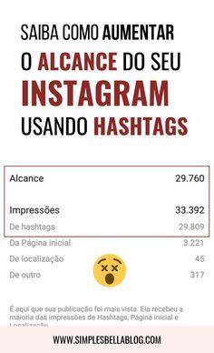 Como Escolher Hashtags Para Aumentar O Alcance No Instagram
