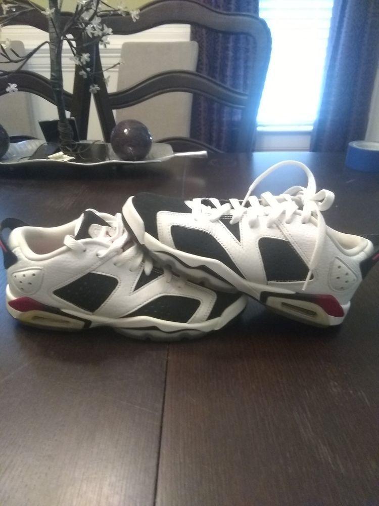bef2150dead3 Jordan 6 Low (768878-107) Size 5y  fashion  clothing  shoes  accessories   kidsclothingshoesaccs  unisexshoes (ebay link)