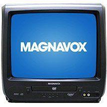 "Maganavox 13"" TV/DVD with Digital tuner"