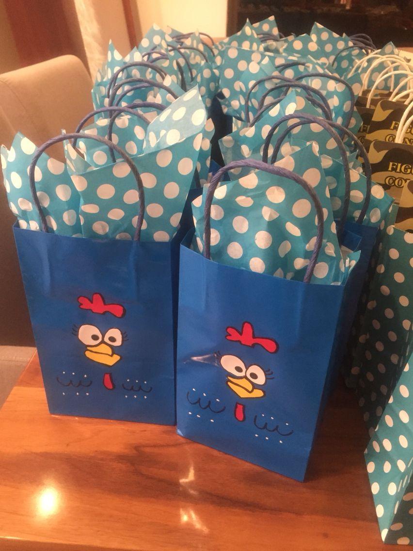 Gift bag gallina Pintadita  6a0a2ae018193