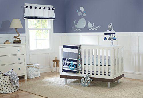 Just Born Crib Bedding Set, High Seas Just Born http://www.amazon.com/dp/B00ISFJHNK/ref=cm_sw_r_pi_dp_zXEzwb1TDS7T6