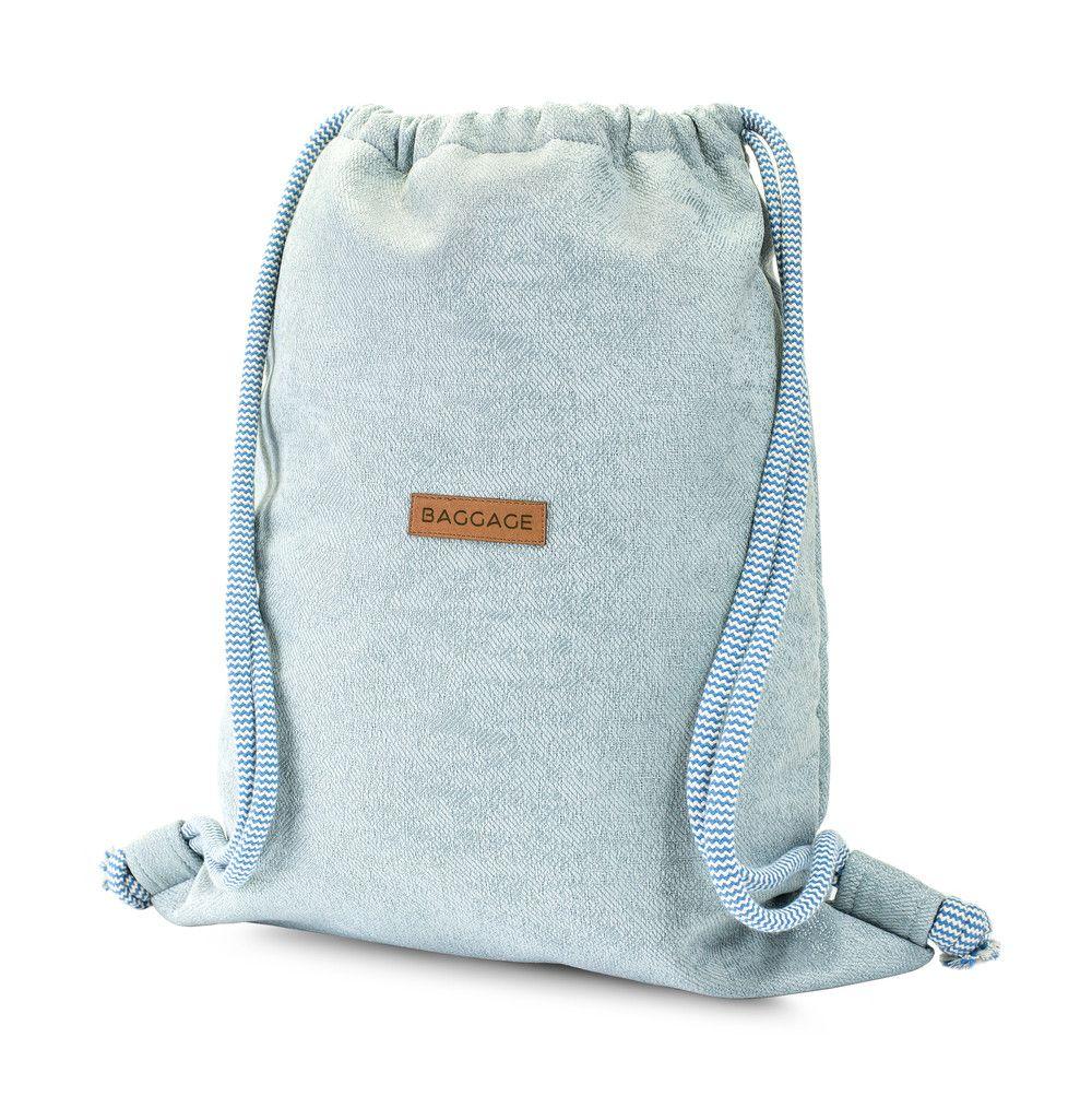 Plecak Worek Mietowy Baggage Worko Torba Baggage Plecaki Bags Fashion Backpack Backpacks