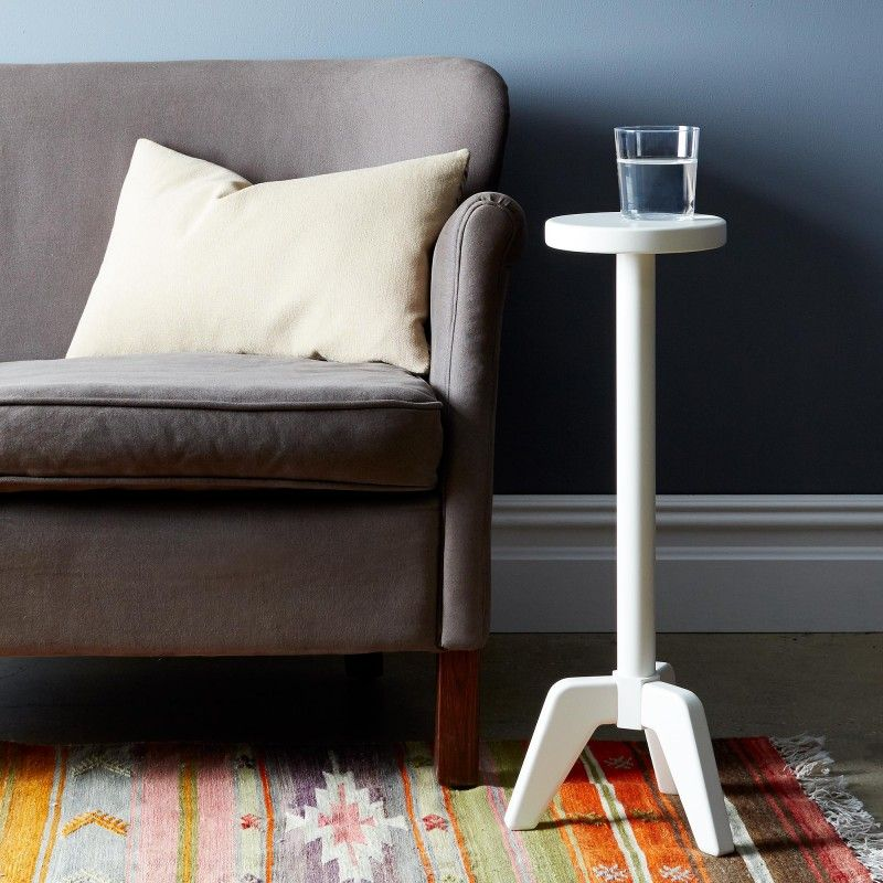 Nightstands For Small Spaces one drink table   nightstands, small spaces and spaces