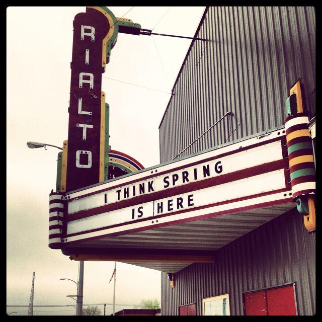 Movie Theater, Old Photos, Theatre