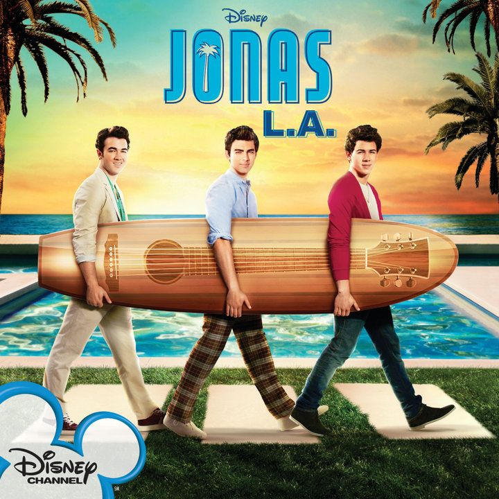 Jonas L A Disney Channel Peliculas De Disney Disney