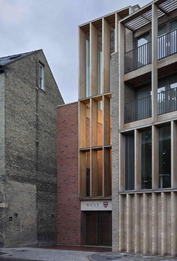 Gallery of Jesus College Niall McLaughlin Architects 6