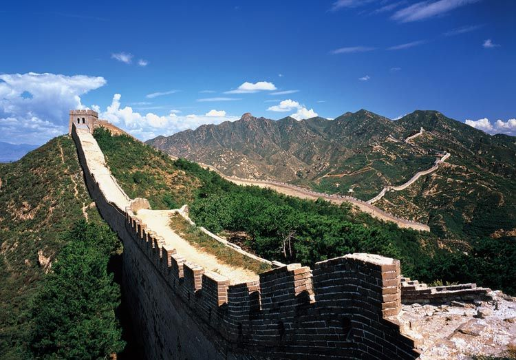 The Great Wall of China - 4000pc Jigsaw Puzzle by TOMAX