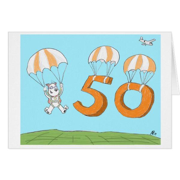 50th birthday card #cards #birthday #happybirthday