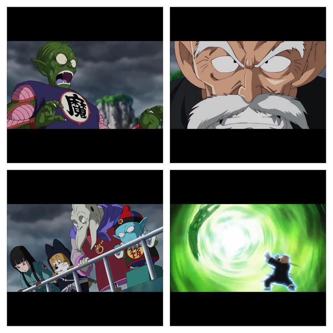 Tommy Kretsos On Instagram Evil Containment Wave Db Dragonball Dbs Dragonballsuper Anime Kingpiccolo Masterroshi Mai Shu Piano Emperorpilaf Pilaf