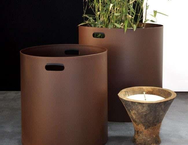 Emsa vasi da fiori emsa per interni ed esterni, 40 x 20 cm,. Vasi E Fioriere Da Interno Vasi Fioriera Da Giardino Fioriera