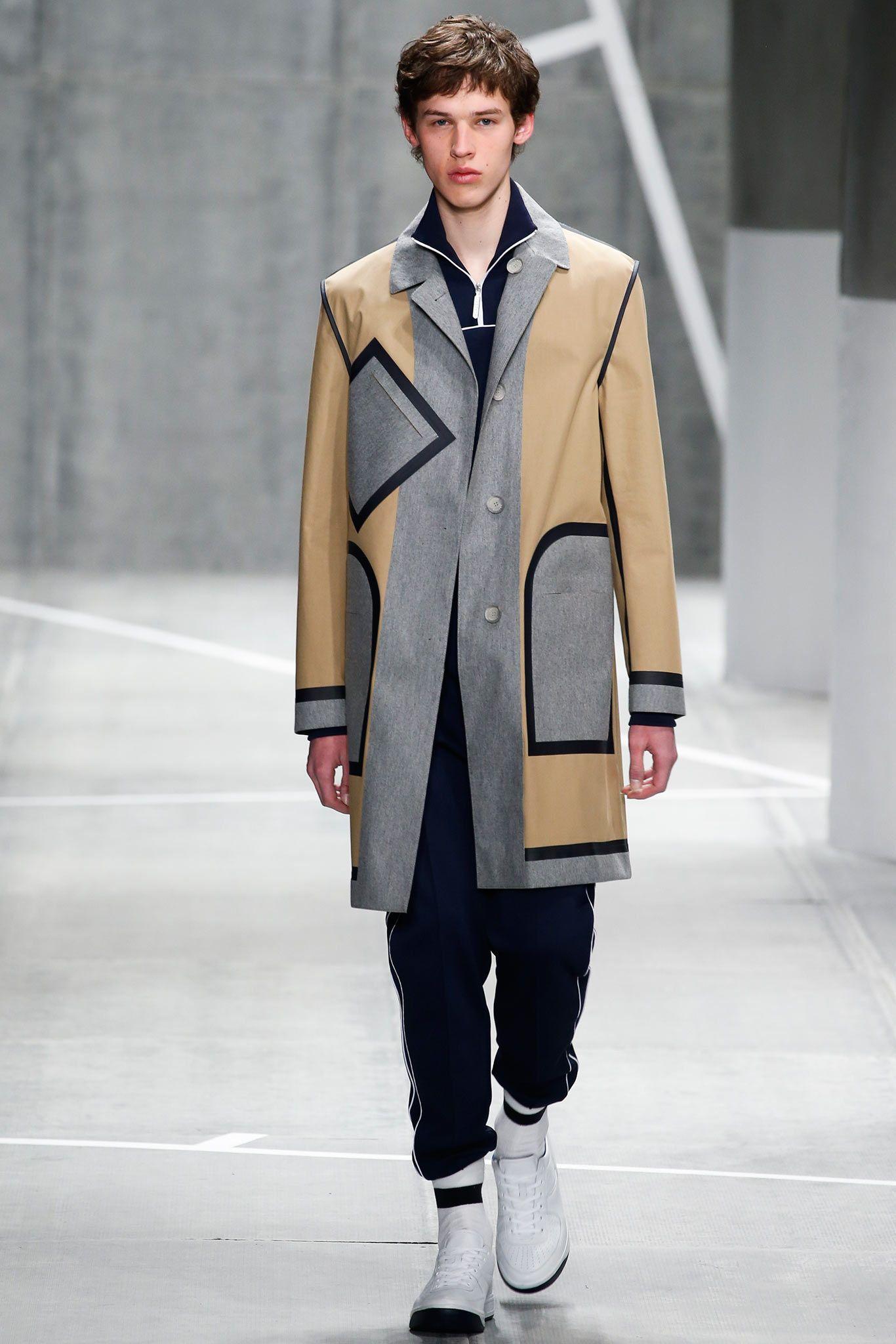 Lacoste - Fall 2015 Ready-to-Wear - Look 4 of 46