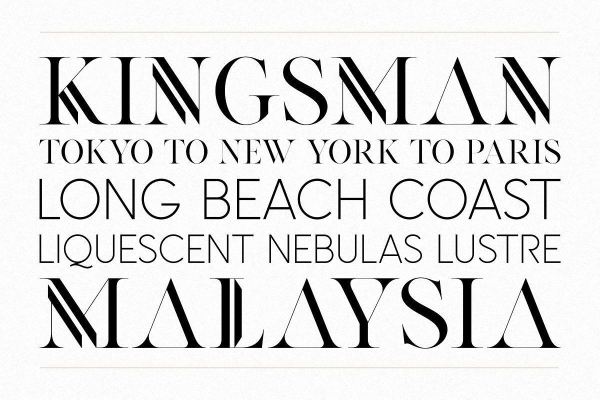 Download Kenjo Font Duo + Free Sans | Classic sans serif fonts ...