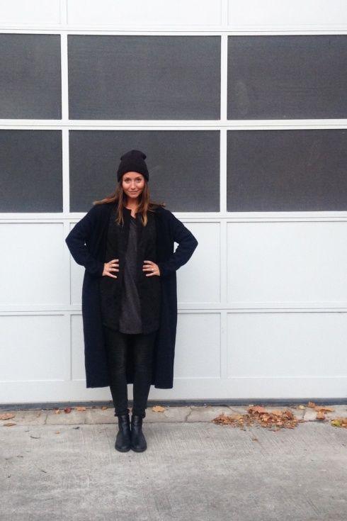 JOUR wardrobe with Nina Thielen, designer & stylist – journelles