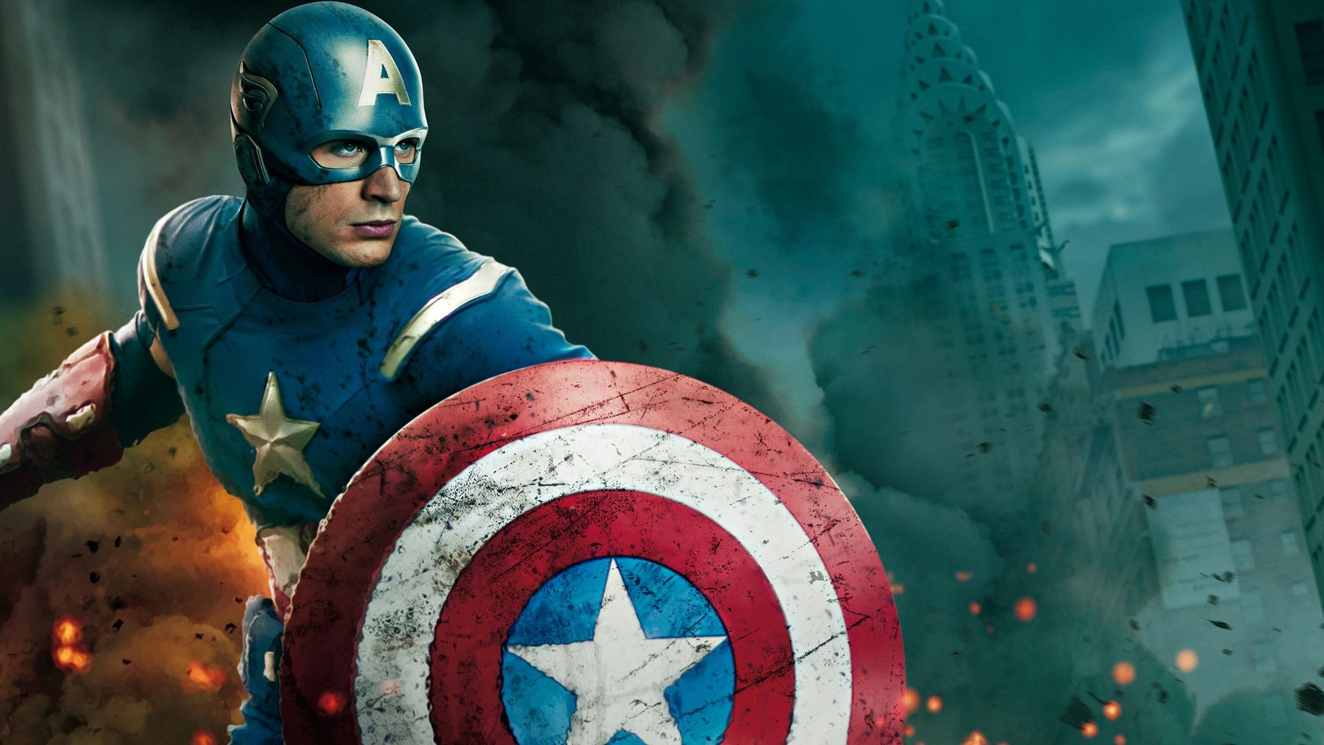 Steve Rogers The Avengers 736px 414px Art Higher Resolution Available At Sou Captain America Wallpaper Captain America Avengers Poster