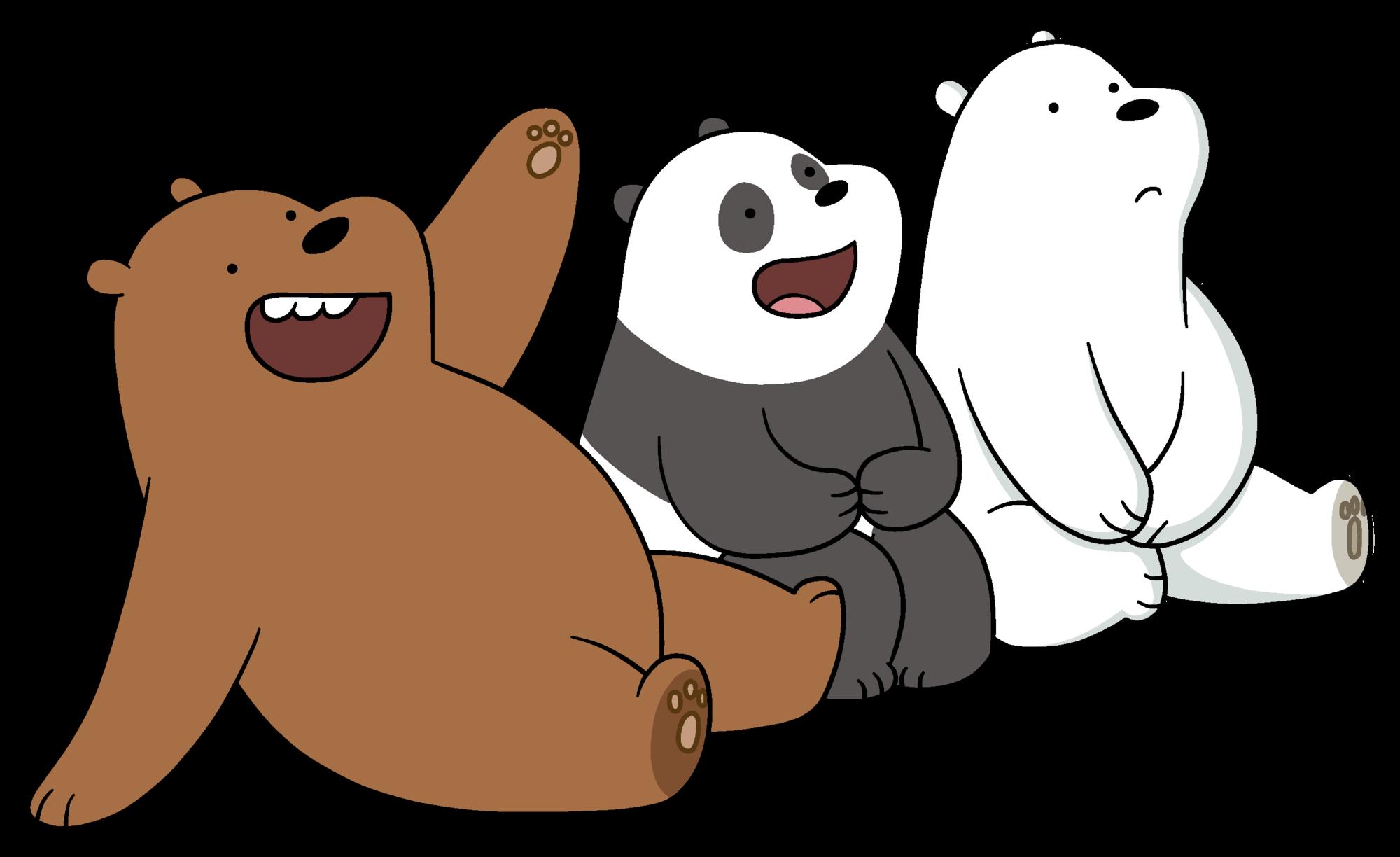 картинки из вся правда о медведях все все персонажи безродная
