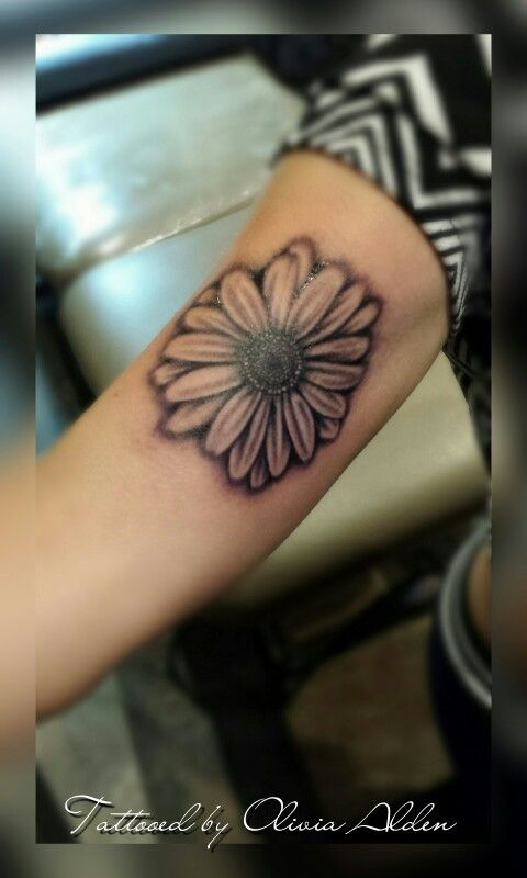 Daisy Flower Tattoo Daisy Flower Tattoos Flower Tattoo Tattoos