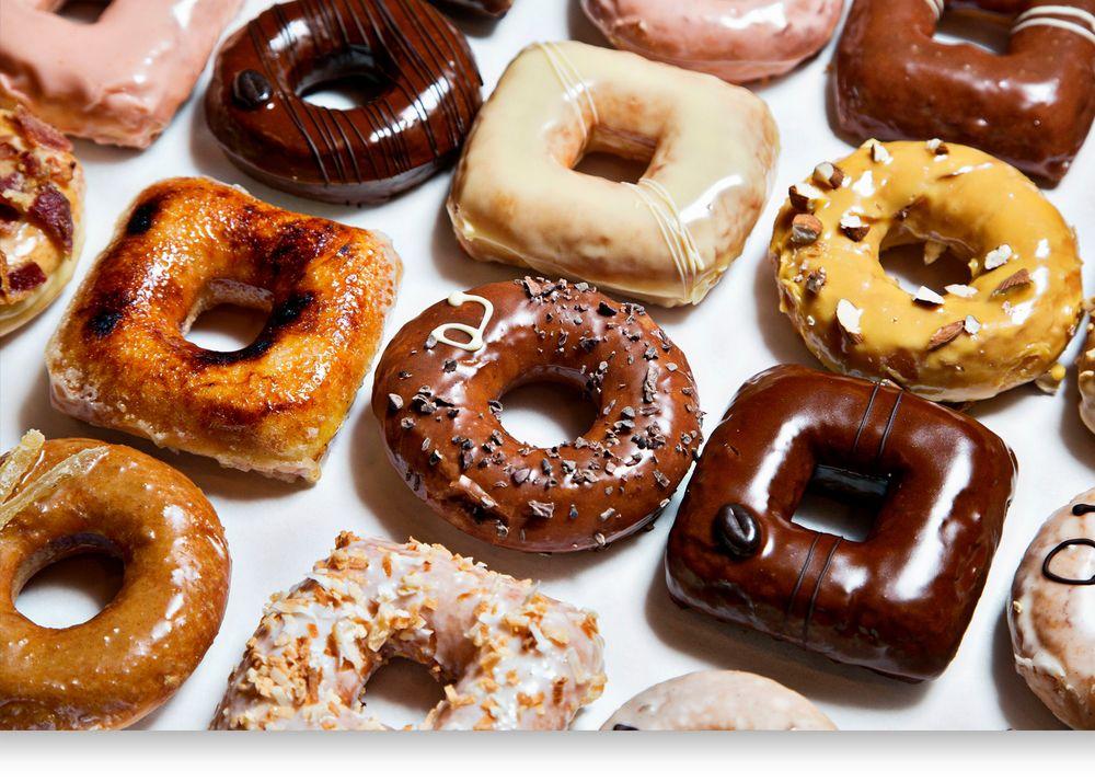 Astro Doughnuts & Fried Chicken DC Astro doughnuts