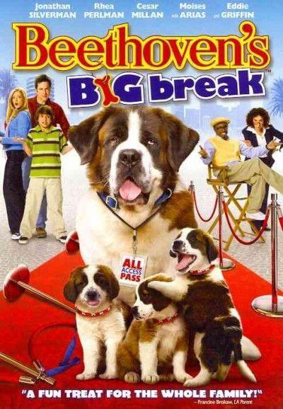 Beethovens Big Break Dvd Eng Sdh Dol Dig 5 1 Broken Movie