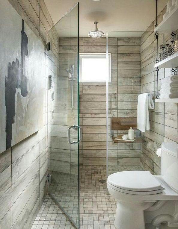 Badezimmer, Kleine Badezimmer, Moderne Kleine Bäder, Rustikale Bäder, Bad  Fliesen Designs, Badezimmer Renovieren, Badezimmer Bilder, Minimalistisches  ...