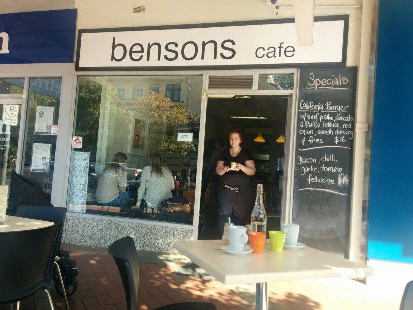 Bensons Cafe