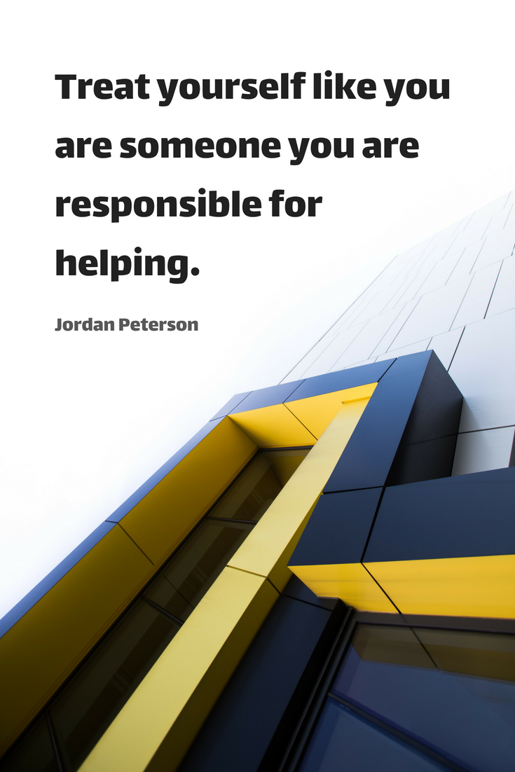 Jordan Peterson On Responsibility And Meaning Responsibility Quotes Jordan Peterson No Response
