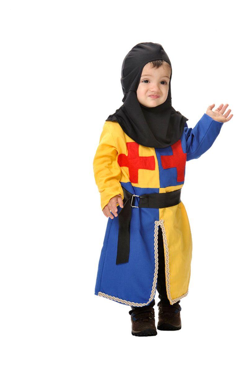 Disfracesmimo disfraz de arquero medieval bebe talla 1 a - Disfraces para bebes de un ano ...