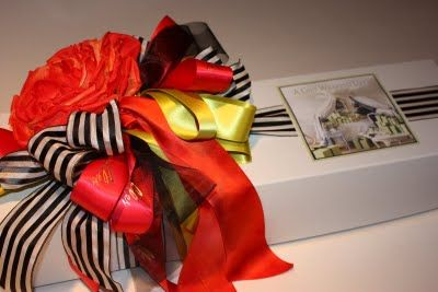 A Gift Wrapped Life - Gifting Tips, Advice and Inspiration: Gift Wrapping ~ Versailles style