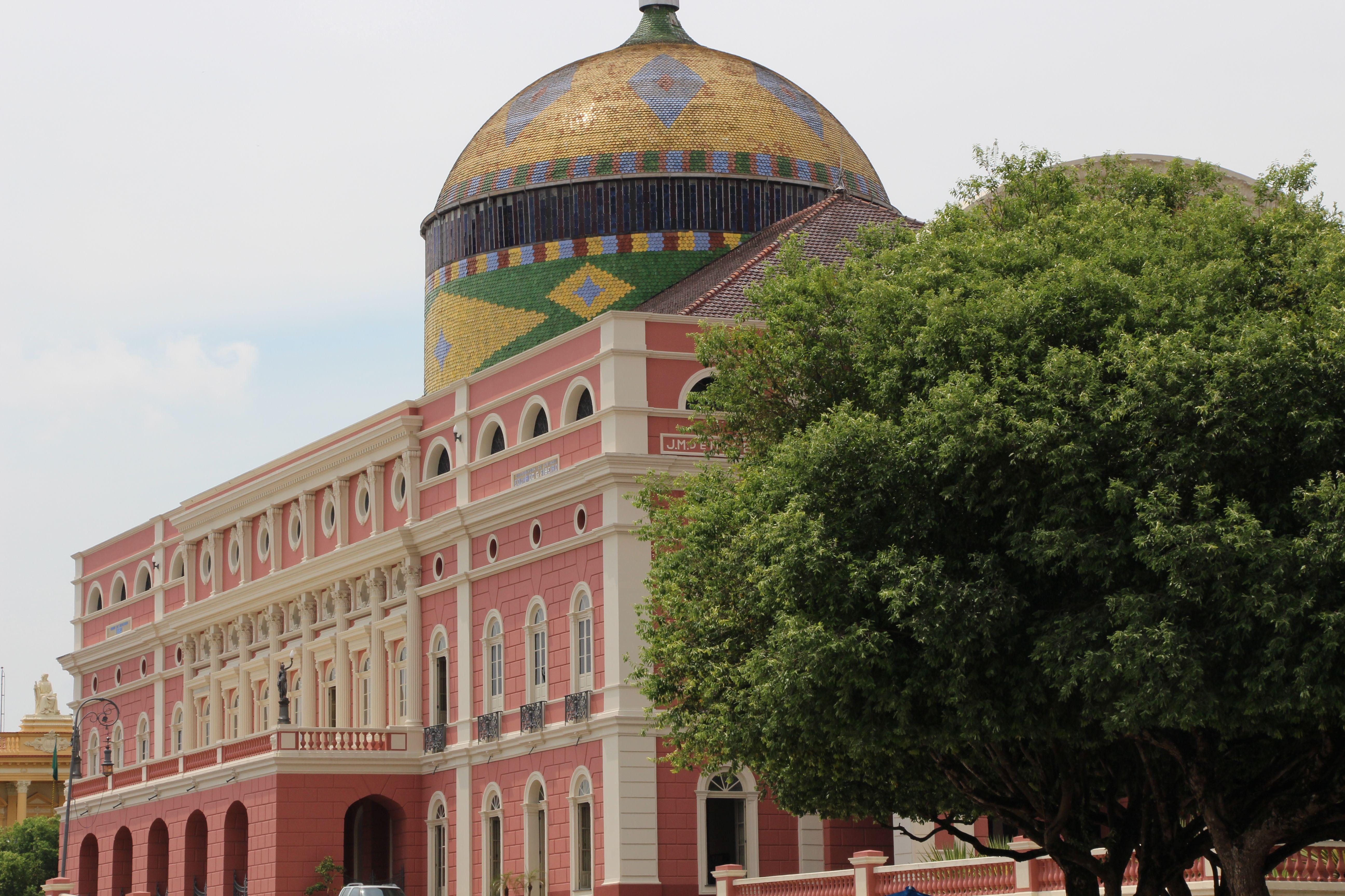 Teatro Amazonas de Manaus
