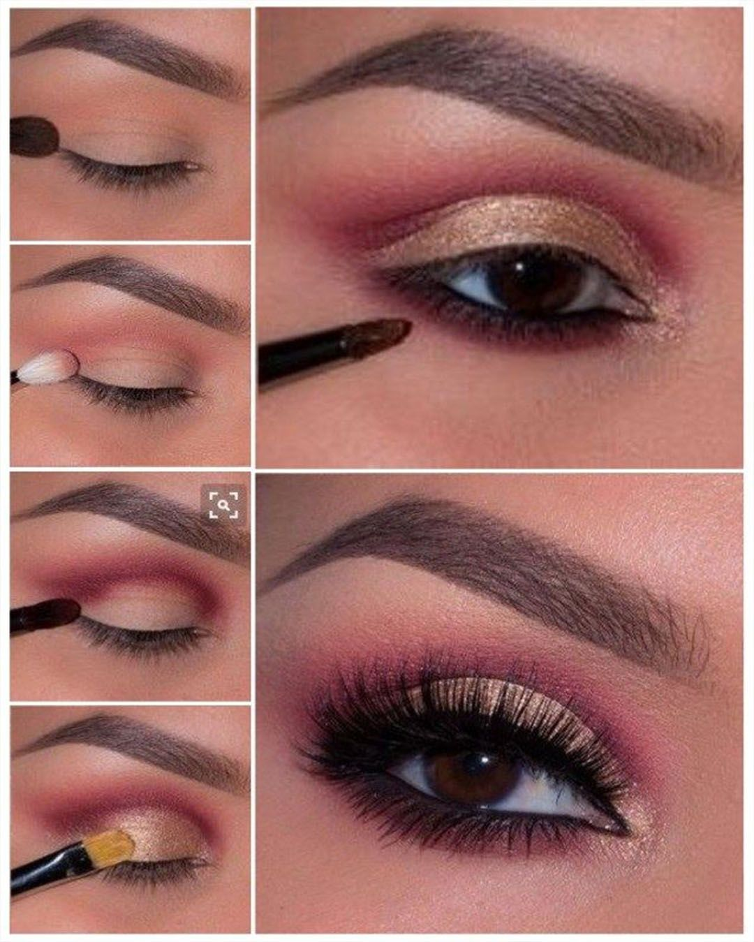 Eye makeup for beginners step by step | Makeup for ...