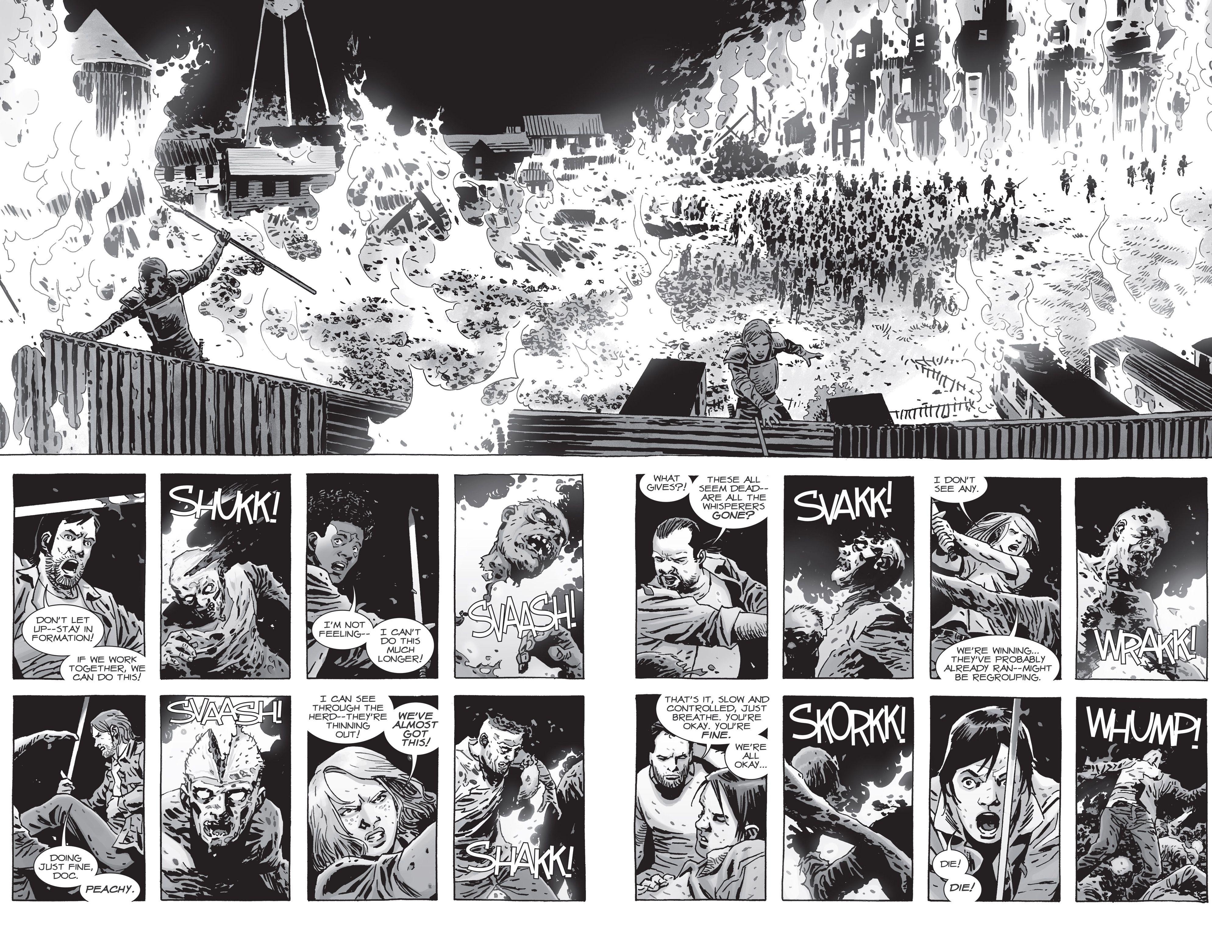 The Walking Dead Issue #161 - Read The Walking Dead Issue